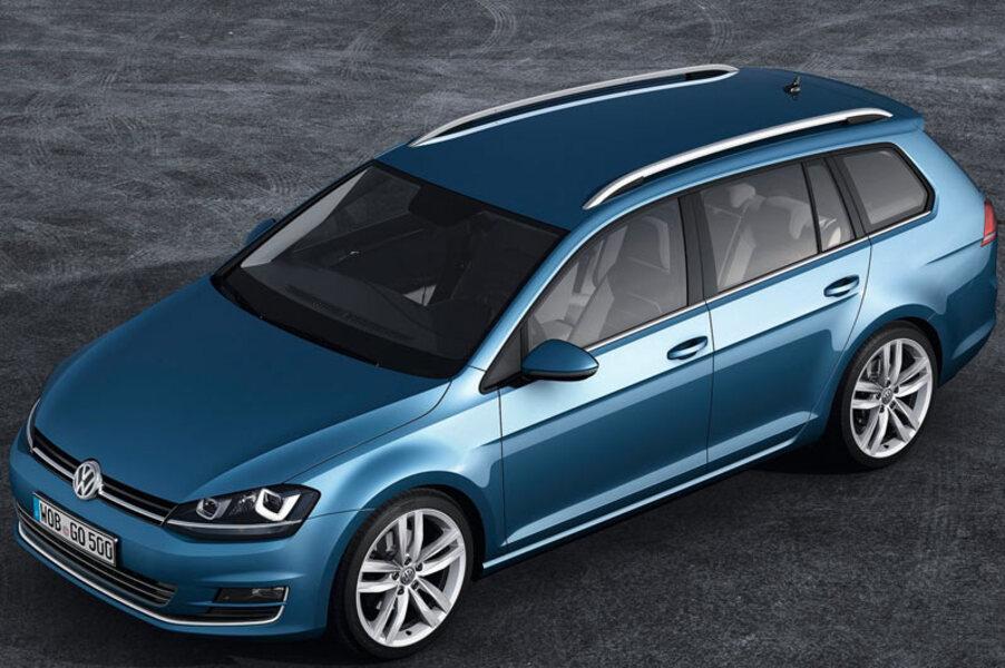 Volkswagen Golf Variant (3)