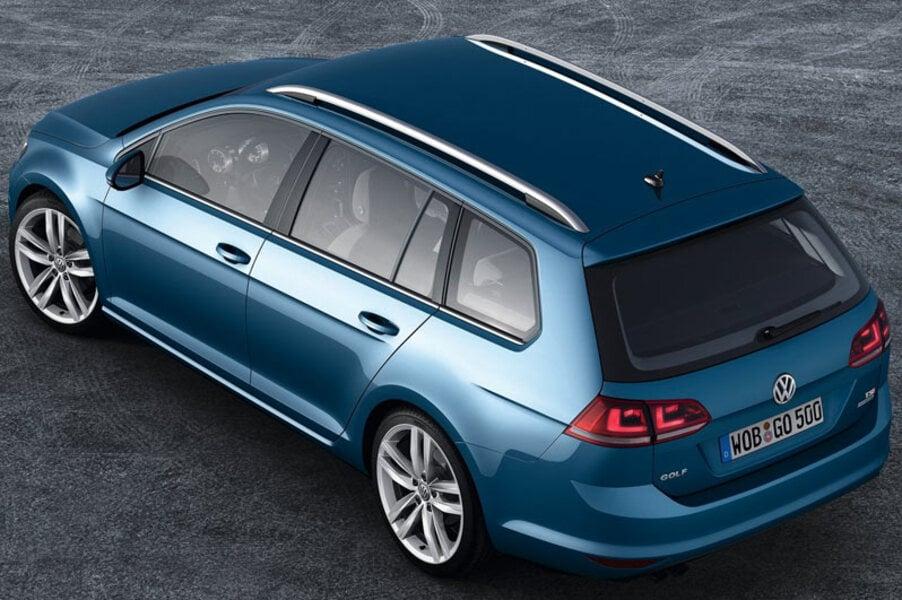 Volkswagen Golf Variant (2013->>) (5)
