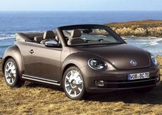 Volkswagen Maggiolino Cabrio (2012->>)