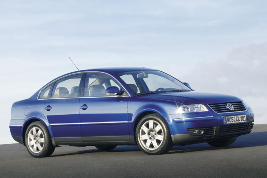 Volkswagen Passat (1996-05) (3)