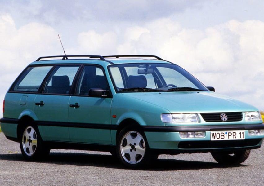 Volkswagen Passat Variant 1.6i cat CLX Active Gore-Tex (2)