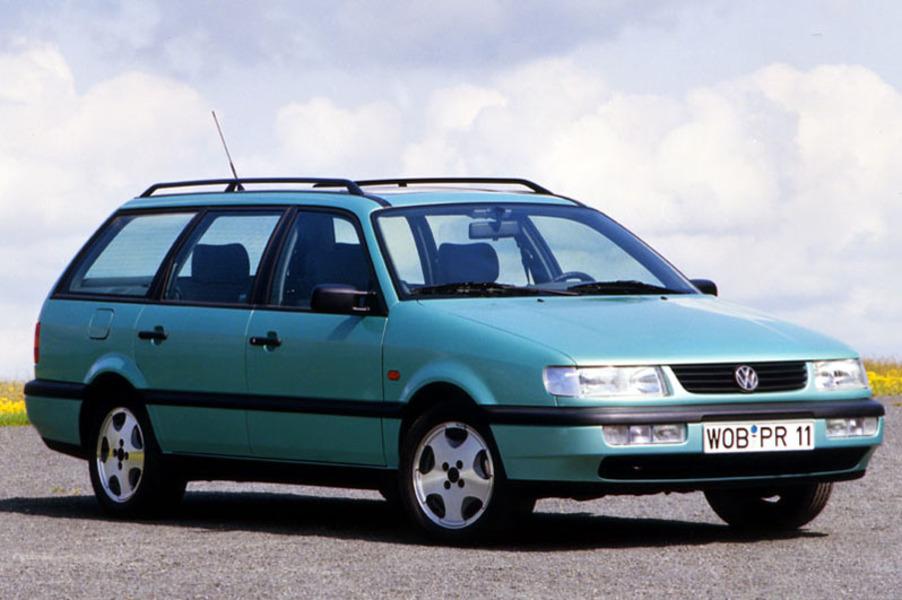 Volkswagen Passat Variant 1800i GL (2)