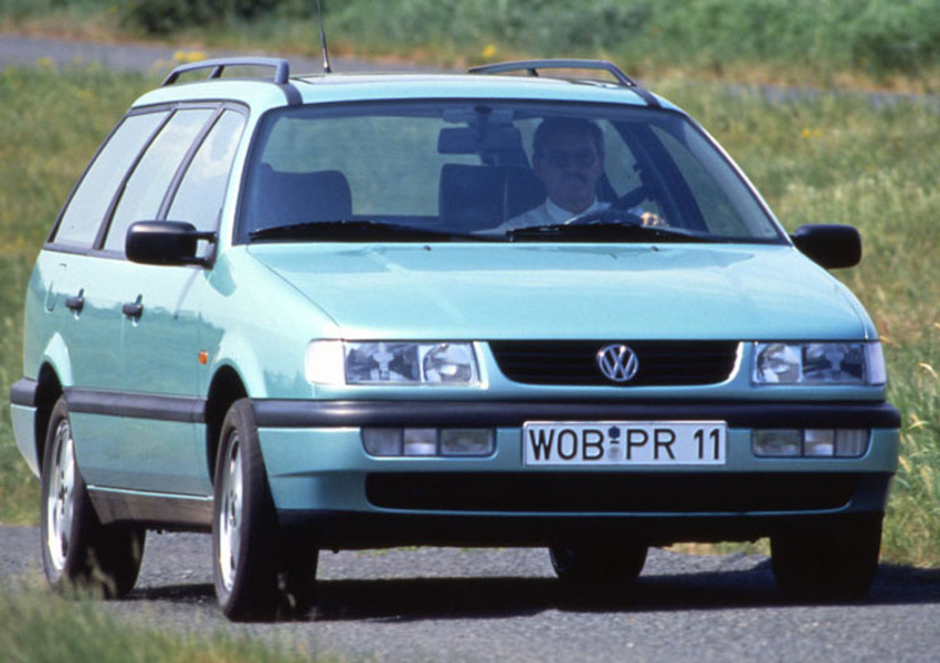 Volkswagen Passat Variant 1.6i cat CLX Active Gore-Tex (5)