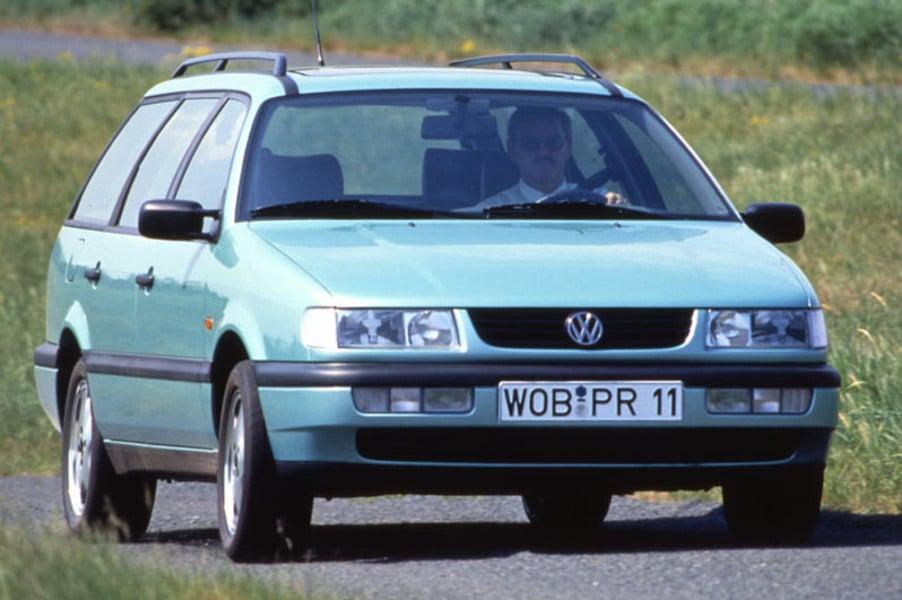 Volkswagen Passat Variant 2000 cat Syncro Arriva (4)
