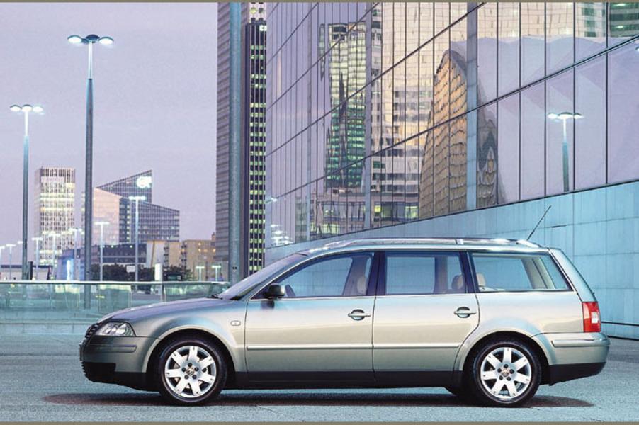 Volkswagen Passat Variant (1997-06) (3)