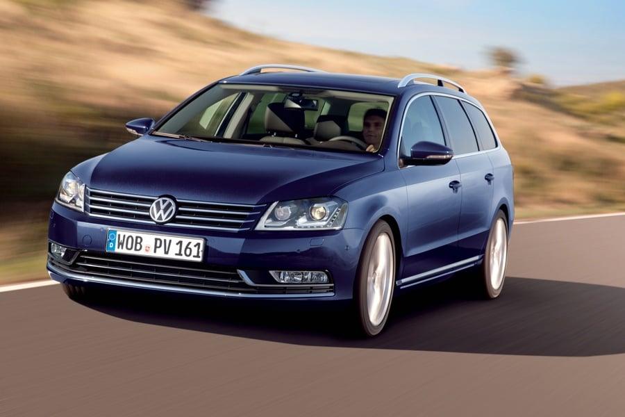 Volkswagen Passat Variant (2010-14) (2)