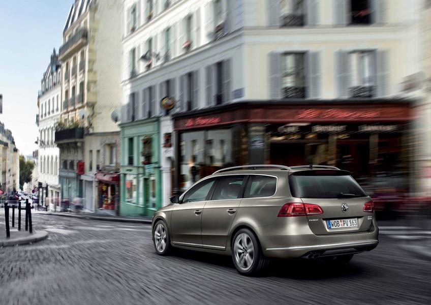 Volkswagen Passat Variant (2010-14) (5)