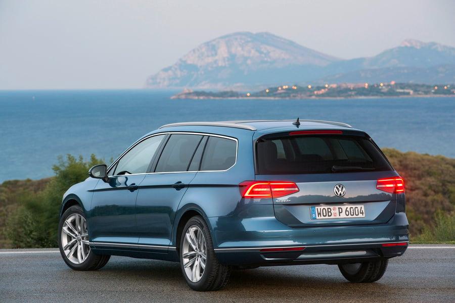 Volkswagen Passat Variant (4)