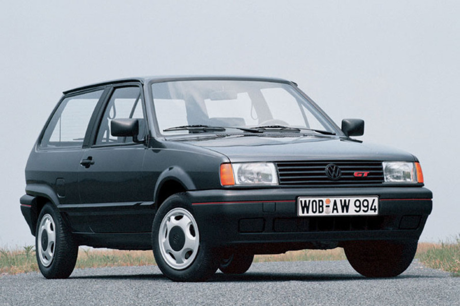 Volkswagen Polo 1000 Oxford