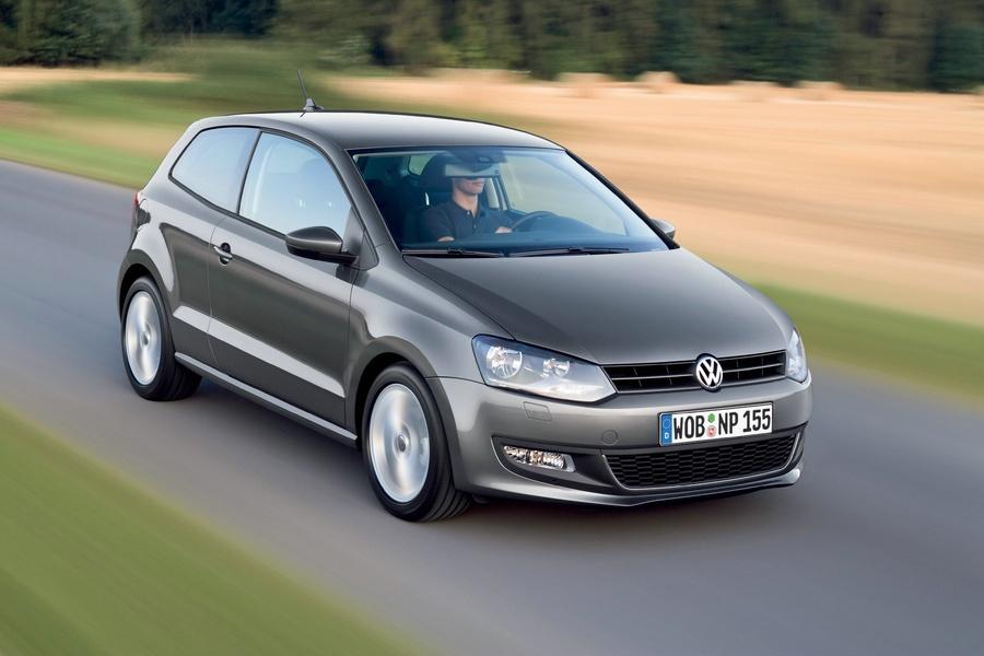 Volkswagen Polo (2009->>)
