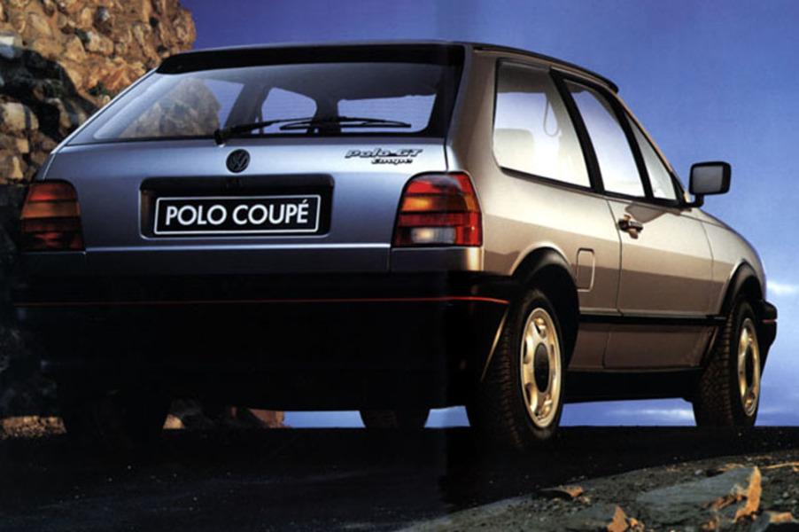 Volkswagen Polo Coupé (1989-92) (2)