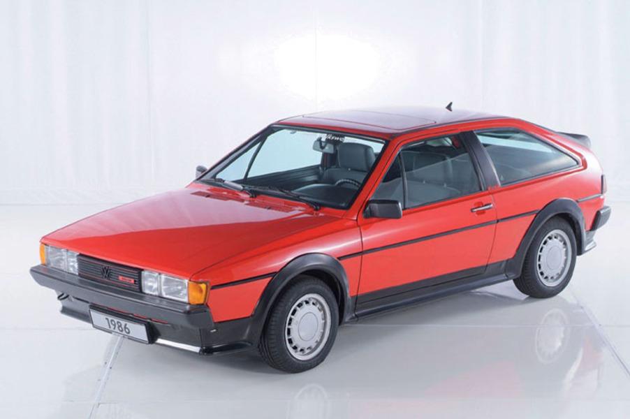 Volkswagen Scirocco LS (2)