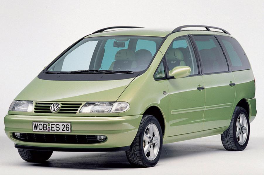 Volkswagen Sharan (1995-11) (2)