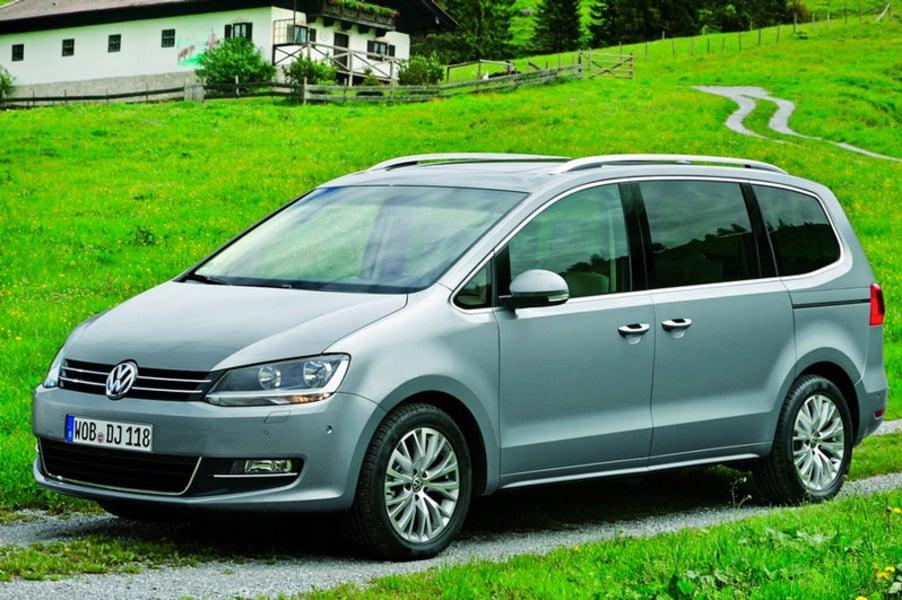 Volkswagen Sharan (5)