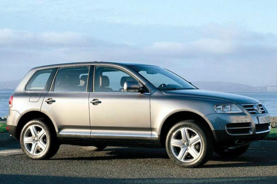 Volkswagen Touareg (2002-10) (3)