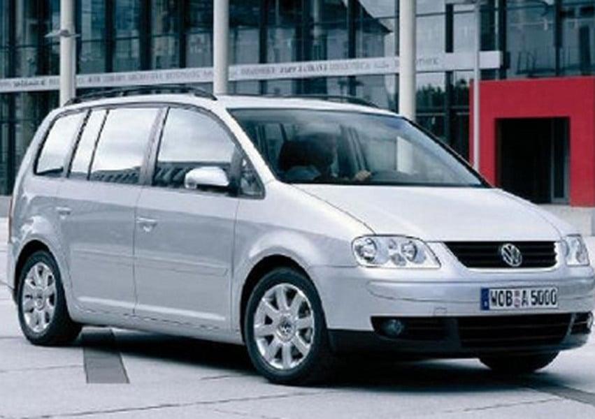 Volkswagen Touran TDI 105CV DPF Trendline (2)