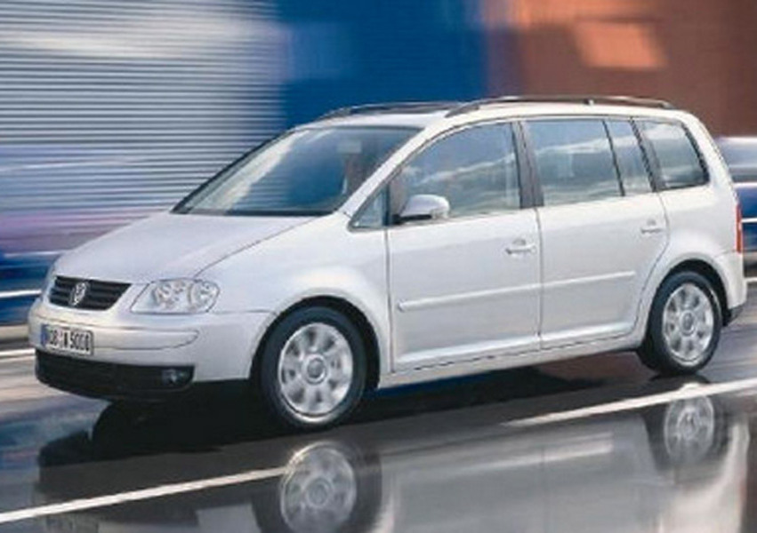 Volkswagen Touran 16V TSI 150CV Trendline Ecofuel (5)