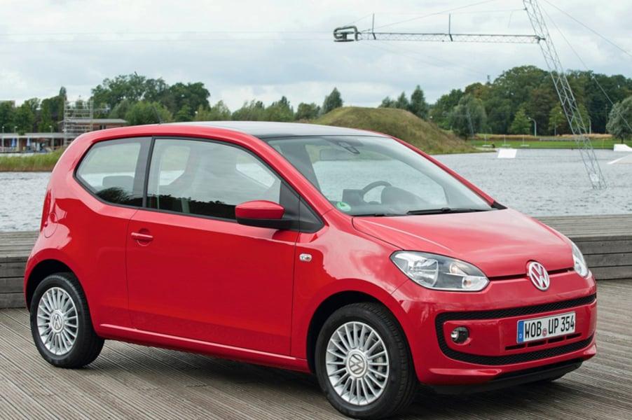 Volkswagen up! (2)