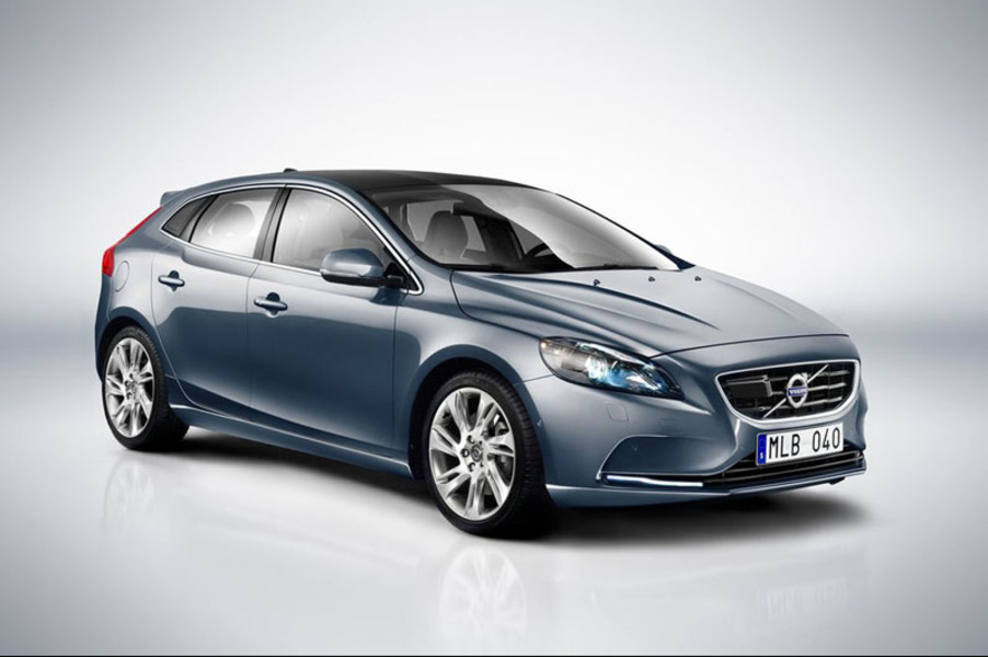 Volvo V40 T3 Geartronic Plus (3)