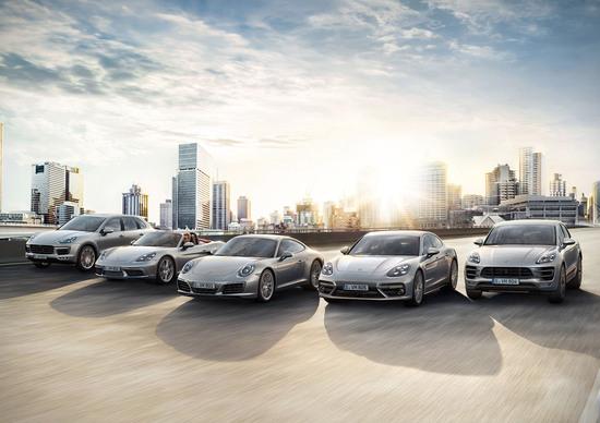 Porsche Passport, la Porsche... in abbonamento