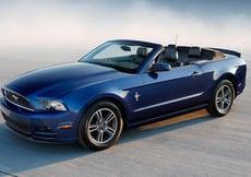 Mustang Mustang Cabrio (2012-14)