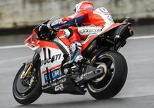 MotoGP 2017. Dovizioso: Con il bagnato me la gioco