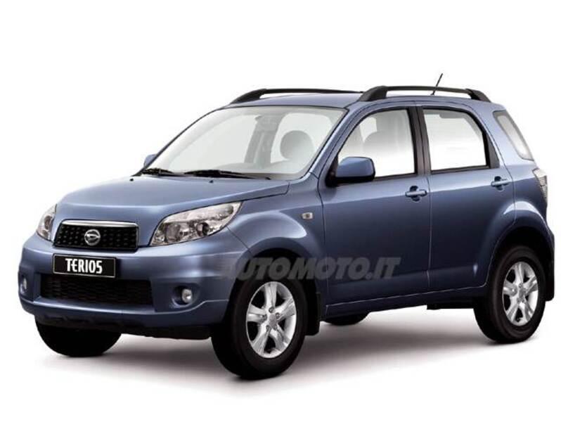 Daihatsu Terios 1.5 4WD B You O/F Five