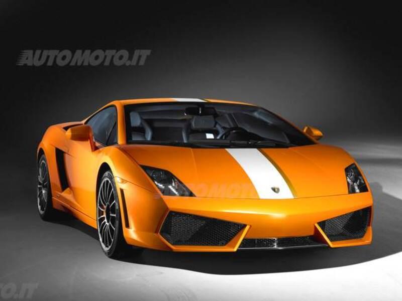 Lamborghini Gallardo Coupé 5.2 V10 LP550-2 VB