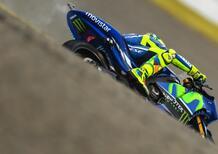 MotoGP 2017. Rossi: Problemi quasi incomprensibili