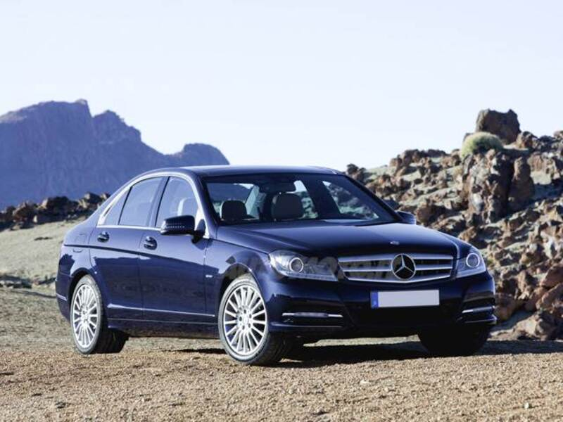 Mercedes-Benz Classe C 200 BlueEFFICIENCY Elegance