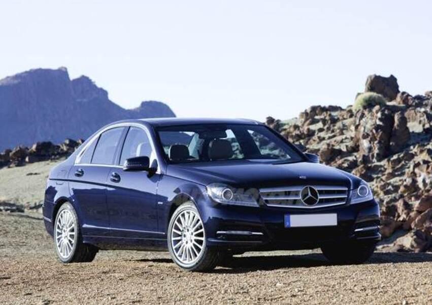 Mercedes-Benz Classe C 250 BlueEFFICIENCY Avantgarde