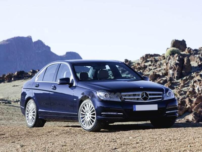 Mercedes-Benz Classe C 350 4Matic BlueEFFICIENCY Elegance