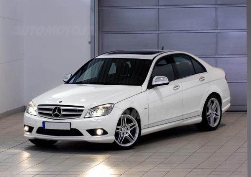Mercedes-Benz Classe C 350 CDI 4Matic BlueEFFICIENCY Avantgarde