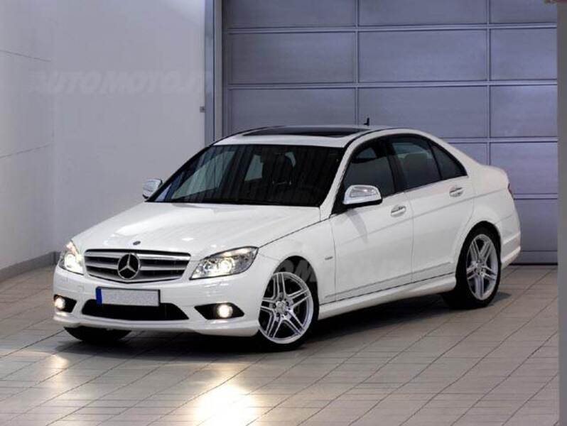 Mercedes-Benz Classe C 350 CDI 4Matic BlueEFFICIENCY Avantgarde