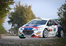 CIR 2017. Due Valli. Andreucci osX. Con Anna Andreussi è Campione d'Italia, come Peugeot è 10x
