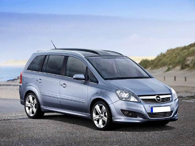 Opel Zafira 17 Cdti 110cv Ecoflex Cosmo 072010 102011 Prezzo