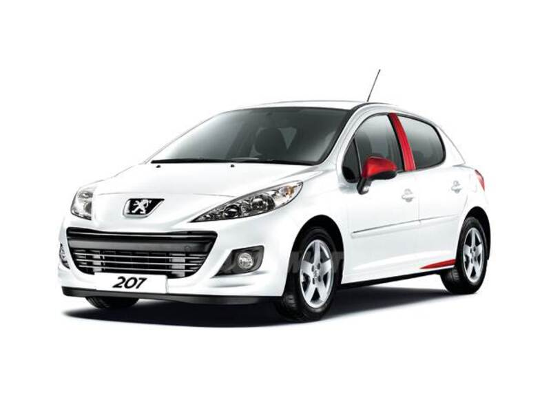 Peugeot 207 8V HDi 93CV 5p. Special Edition