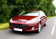 Peugeot 407 (2008-11)