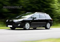 Peugeot 407 SW (2008-11)