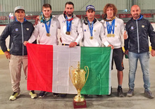 L'Italia vince l'Europeo Enduro per Nazioni 2017