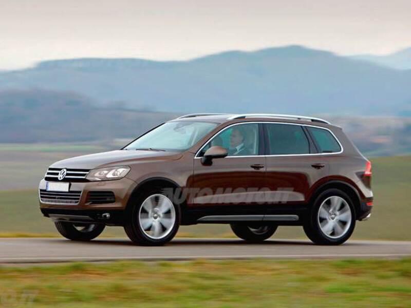 Volkswagen Touareg 3.0 TSI Tiptronic Hybrid