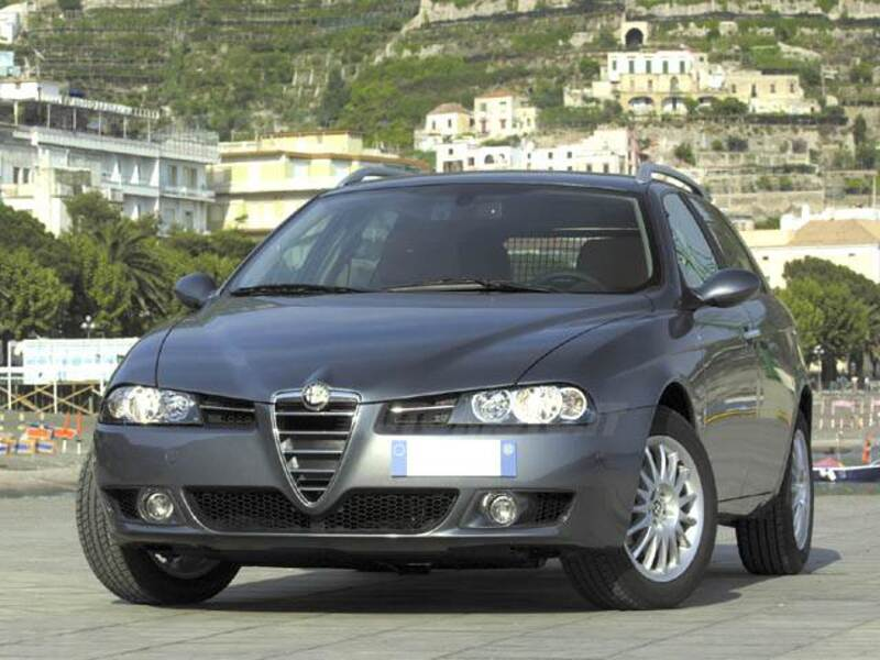 alfa romeo 156 sportwagon 1 8 16v twin spark sportwagon t. Black Bedroom Furniture Sets. Home Design Ideas