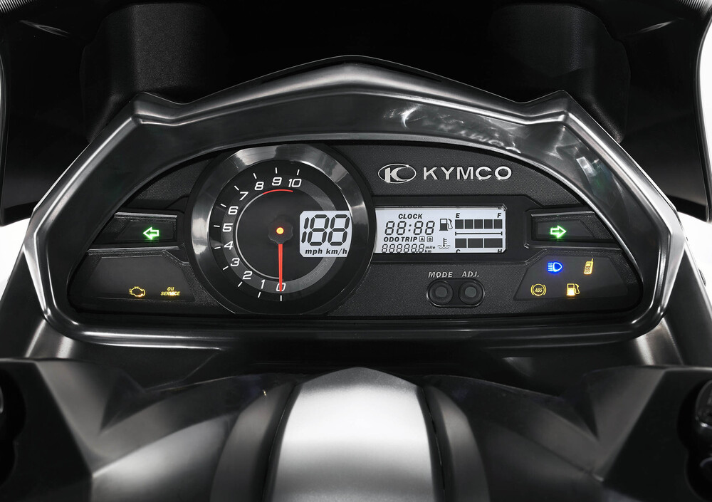 Kymco G-Dink 300i (2018 - 19) (2)