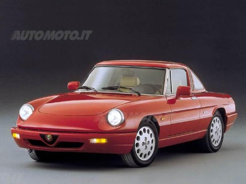 Alfa Romeo Spider 2.0i cat