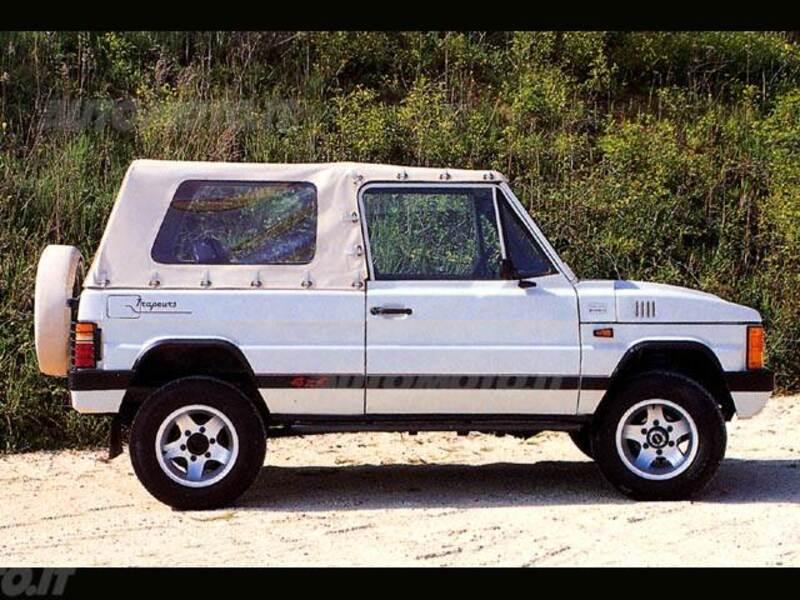 aro serie 10 10 1 ischia convertibile  06  1984  1986