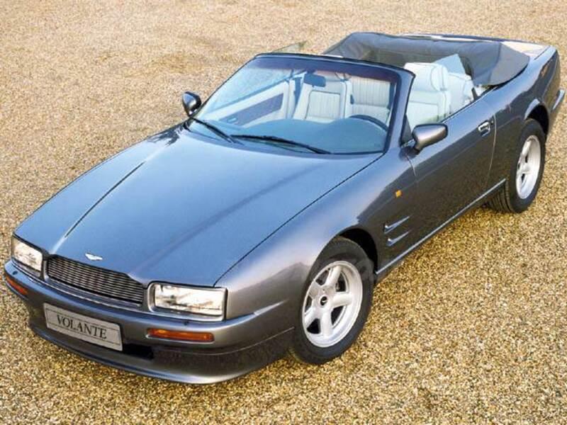 Aston Martin Virage/V8/Vantage Volante V8