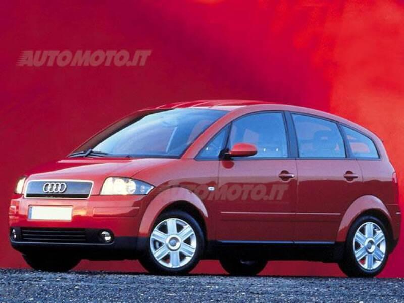 Audi A2 1.4 TDI Comfort