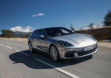 Porsche Panamera Sport Turismo E-Hybrid, equilibrio tra prestazioni e famiglia [Video]