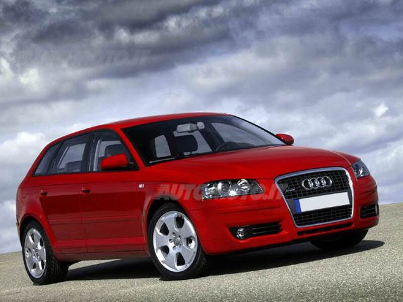 audi a3 sportback 3 2 v6 quattro s tronic ambition 06 2006 05 2008 prezzo e scheda tecnica. Black Bedroom Furniture Sets. Home Design Ideas