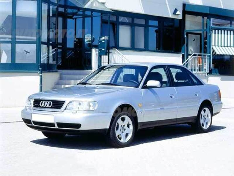 Audi A6 2.5 TDI/140 CV cat quattro